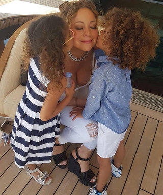 "Mariah Carey Thinks Her Kids Should Have Their Own Reality Show: ""They Are So Funny"""