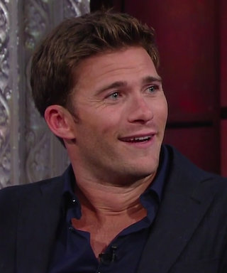 Scott Eastwood Does the Perfect Impression of His Famous Dad's Intimidating Stare