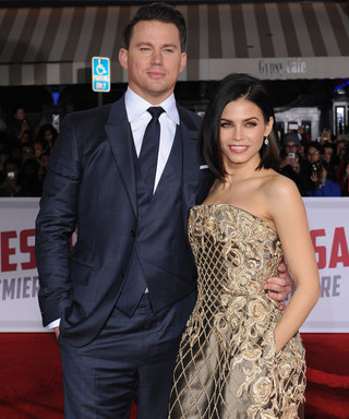 Channing and Jenna Dewan Tatum Celebrate Step Up's 10th Anniversary with Cute Throwback Photo