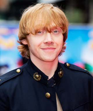 Rupert Grint Meets Adult Ron Weasley at Harry Potter and the Cursed Child