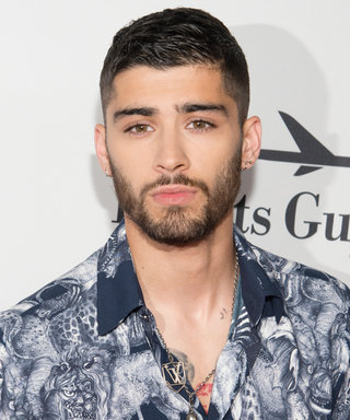 Zayn Malik Adds Shoe Designer to His Resumé with a Giuseppe Zanotti Collab