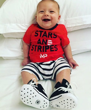 Rio Olympics: 9 of Boomer Phelps's Adorable Outfits That Support Dad and Team U.S.A.