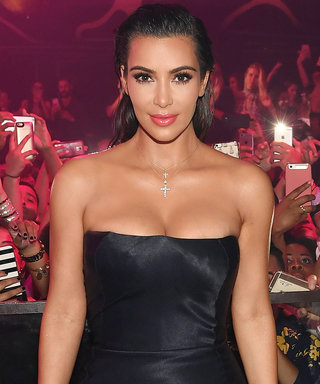 Kim K. Revealed the Secret to Dropping Her Baby Weight