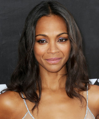 Zoë Saldana's Twin Boys Have the Most Gorgeous Curls in Cute New 'Gram