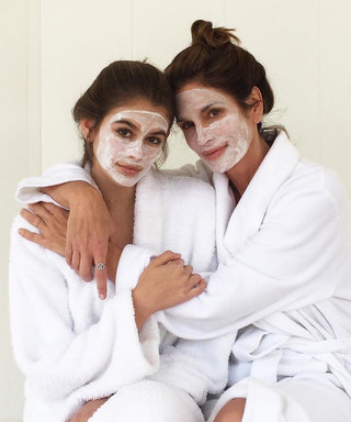 Cindy Crawford and Kaia Gerber Do Spa Day Better Than All of Us