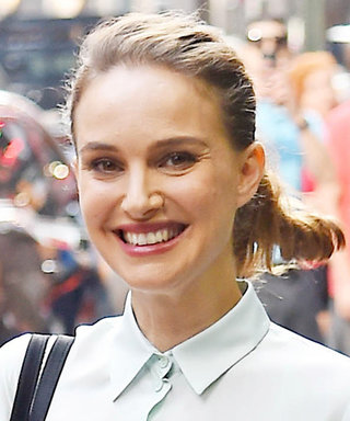 Natalie Portman Wears Two Elegant Matching Sets During One Day in N.Y.C.