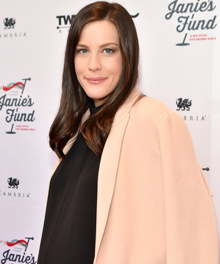 "Liv Tyler Speaks Out Against the Pressure to Lose Baby Weight: ""Just Be Kind to Yourself"""