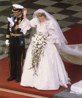 The Original Sketch for Princess Diana's Wedding Dress Was Destroyed on Purpose