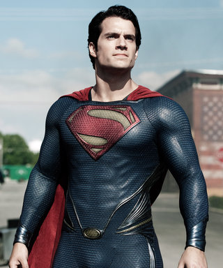 Henry Cavill Teases Black Superman Suit