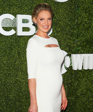 Katherine Heigl Opens Up About the Struggle to Hide Her Growing Baby Bump During Filming