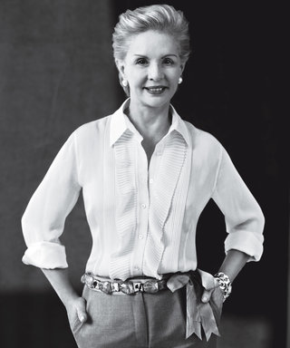 A Day in the Life of Designer Carolina Herrera
