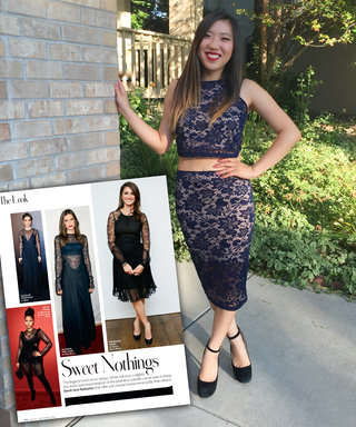 #InspiredByInStyle: See How Reader of the Week Linda Koudelka Laces Up Her Look
