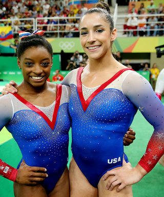 U.S. Olympians Simone Biles and Aly Raisman Are Just Like Us and Can't Resist McD's Fries—See Their Epic 'Gram