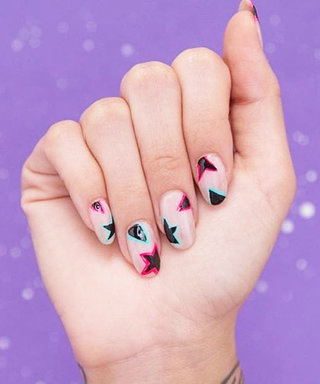 Mini Star Manicures Are Taking Over Instagram—and We Dig It