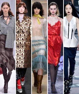 Your Fashion Report: These Are the Biggest Trends of Fall 2016