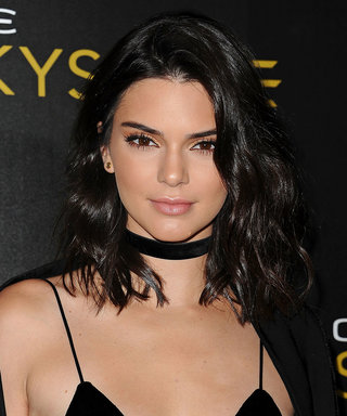 Kendall Jenner Rocks Life of Pablo Pop-Up Shop Gear at Guns N' Roses Concert