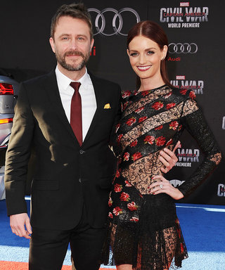 Chris Hardwick and Lydia Hearst Tie the Knot in a Walking Dead-Inspired Ceremony