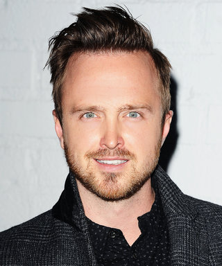 19 Times Birthday Boy Aaron Paul Showed His Love for Wife Lauren Parsekian