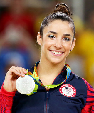Aly Raisman Agrees to Date with Raiders Tight End Colton Underwood