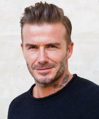 David Beckham Adds an Animal-Themed Neck Tattoo to His Collection