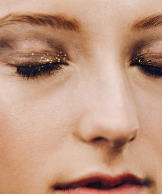 3 Incredibly Cool Ways to Wear Glitter Besides on Your Lids