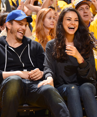 Proof That Mila Kunis and Ashton Kutcher Are ALL the Husband-and-Wife #Goals
