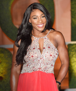 Serena Williams Flaunts Her Ripped Abs in Preparation for the U.S. Open