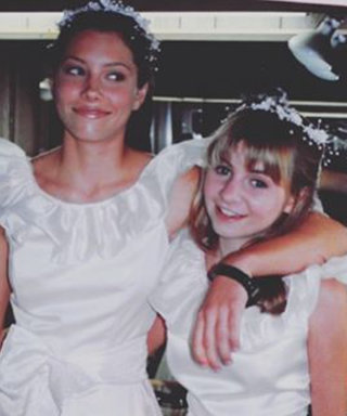 Beverley Mitchell Posts Adorable Throwback Photos of Jessica Biel and the 7th Heaven Cast