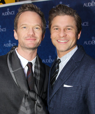 Neil Patrick Harris and David Burtka Take Their 5-Year-Old Twins on a Precious Tea Date