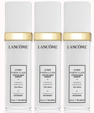 Lancôme Just Made It Even Easier to Score Custom Foundation