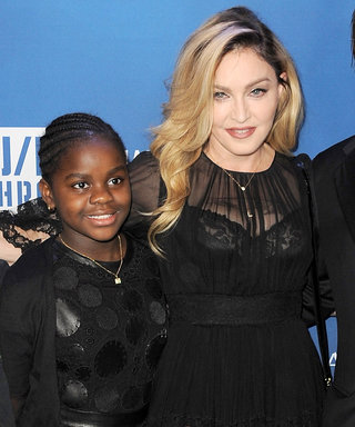 Madonna's Daughter Mercy Sings Her Little Heart Out in New Instagram Video