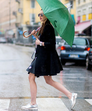 13 Chic Umbrellas You Won't Forget In the Morning