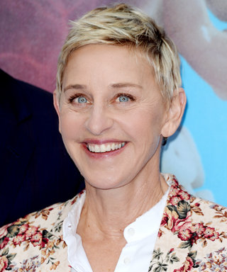 "Watch Ellen DeGeneres's Morning Workout Get Interrupted by Her ""Kid"""