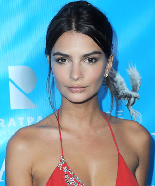 Emily Ratajkowski Gets Cheeky in a Thong Bikini During a Grecian Getaway