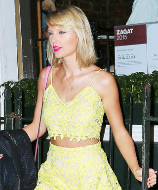 Taylor Swift Turns Heads in Two Ab-Baring Looks in One Day in N.Y.C.