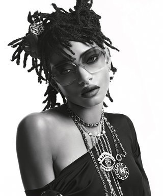 See the First Images from Willow Smith's Edgy Chanel Eyewear Campaign