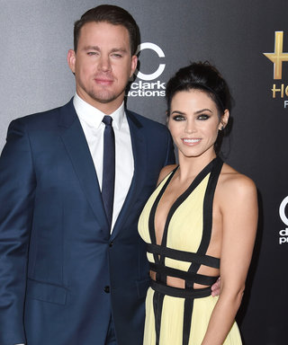 "Jenna Dewan Tatum Is a Total Closet Hog, Says Husband Channing Tatum Has ""One Little Row"""