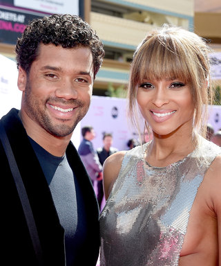 "Ciara Gushes Over New Husband Russell Wilson: ""Married Life Is the Best"""