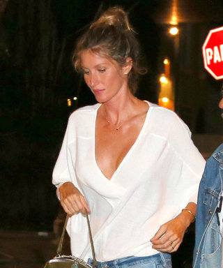 Gisele Bündchen Takes the Plunge with an Effortlessly Chic Street Style Look in Rio