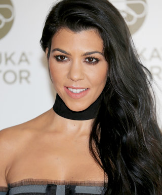 "Kourtney Kardashian Kisses 1-Year-Old Son Reign in the Sweetest Photo: ""My Heart"""