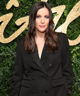 Liv Tyler Posts an Adorable Instagram of Son Sailor and His Bunny-Shaped BFF