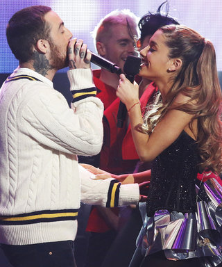 Ariana Grande Performed With Her Boyfriend, Mac Miller, at the Manchester Benefit Concert