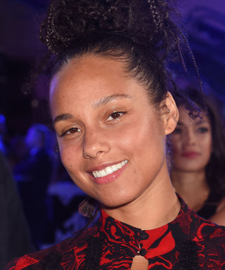 Alicia Keys and Alessia Cara Go Makeup-Free at the VMAs