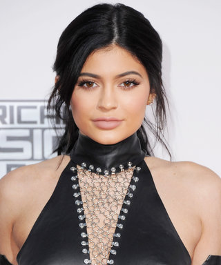 Kylie Jenner Flaunts a Fit Figure in Coordinating Von Dutch Separates