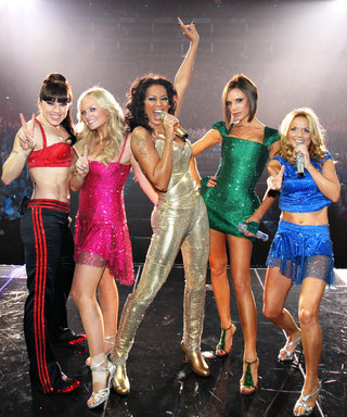 The Spice Girls Reunite with Cake, Wine, and Plenty of Selfies