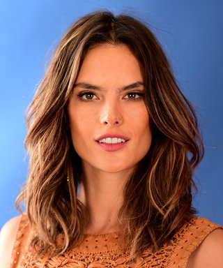 Alessandra Ambrosio Hangs Out with Her Adorable