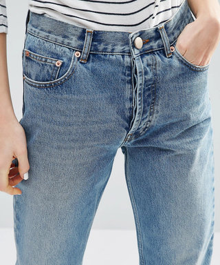 We Just Found the Perfect '90s Jeans For Under $50