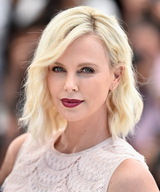 Fresh-Faced Charlize Theron Steps Out Looking California Cool