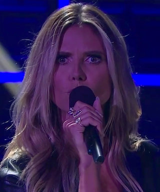 Watch Heidi Klum and Josh Groban Take on James Corden's Hilarious New Singing Contest