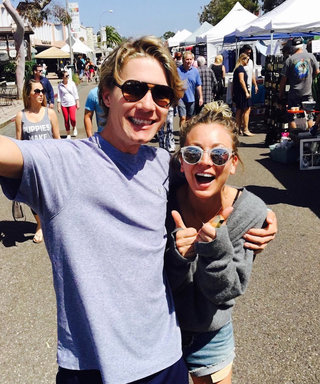 "Kaley Cuoco Goes on ""Dorky"" Dates with Boyfriend Karl Cook: ""We Definitely Have a Lot in Common"""
